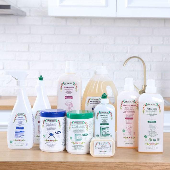 Almacabio prodotti ecobio per la pulizia della casa e la - Prodotti ecologici per la pulizia della casa ...