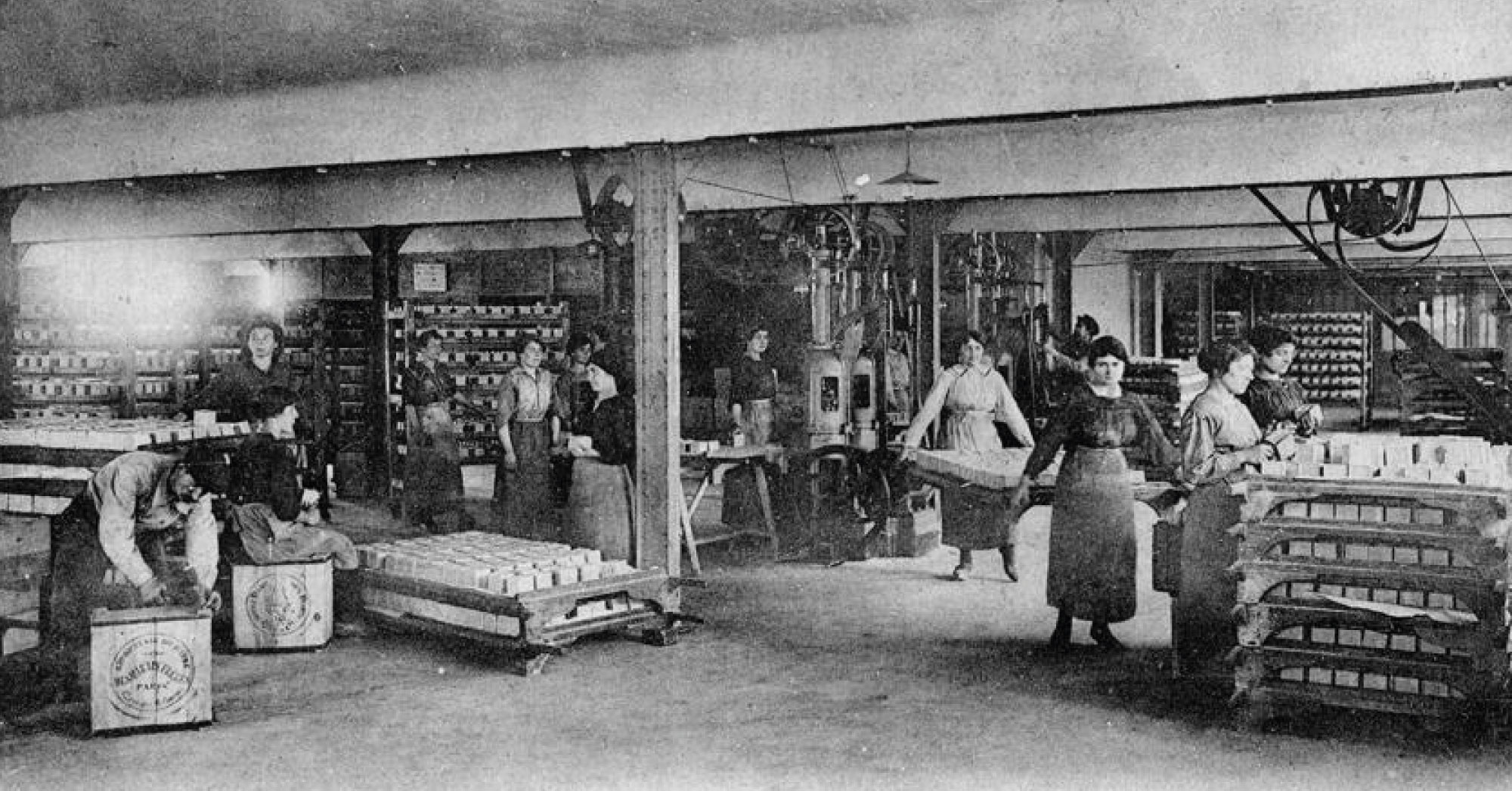 Breve storia del sapone di Marsiglia