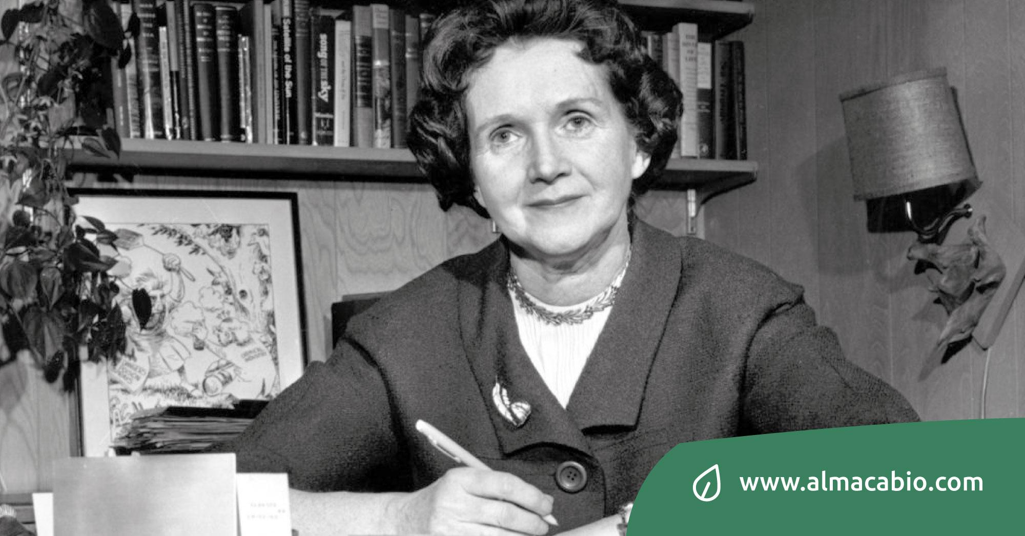 primavera silenziosa di Rachel Carson