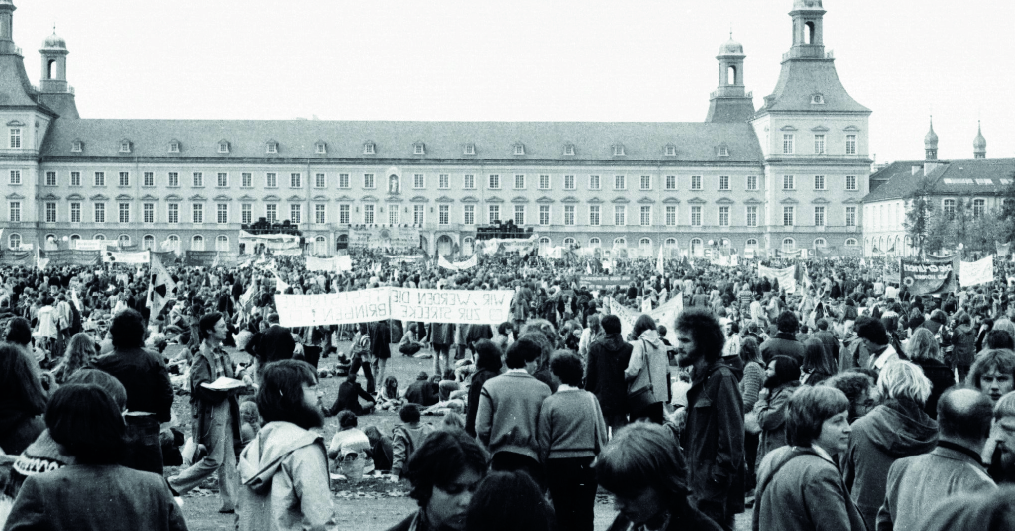 The German anti-nuclear power movement