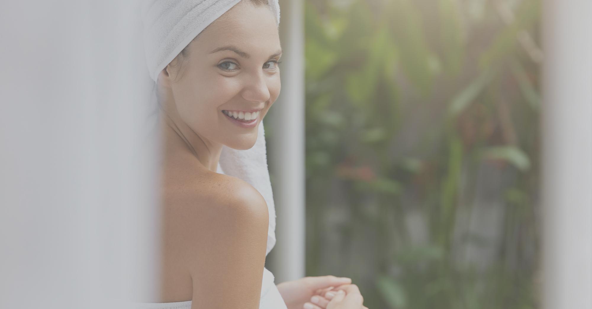 Come avere una pelle sana dopo la doccia